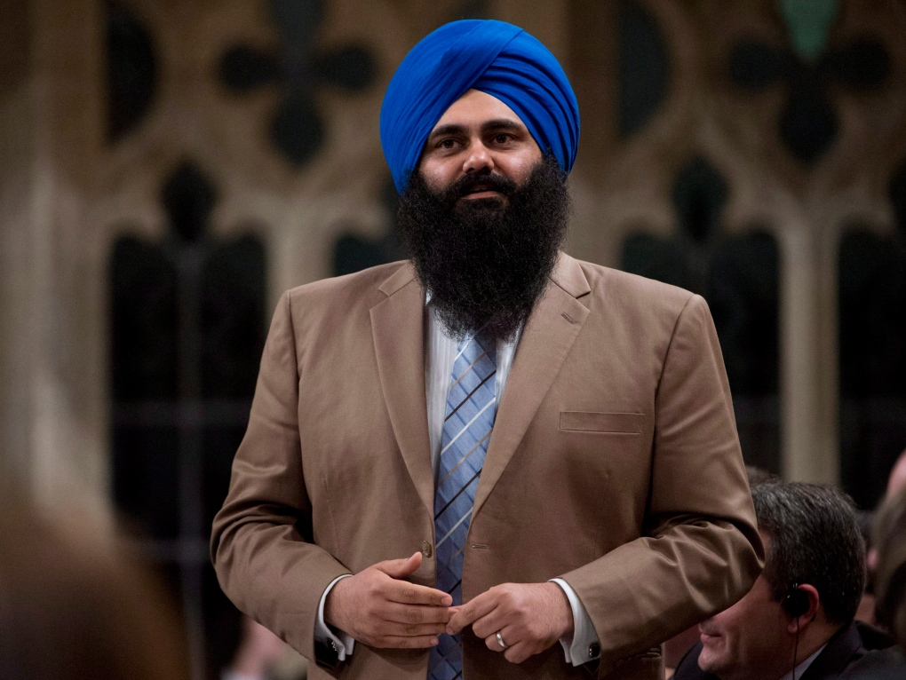 Conservative incumbent Tim Uppal wins Edmonton Mill Woods over Ben Henderson