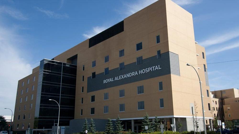 Officials warn protesters not to disrupt Royal Alexandra Hospital