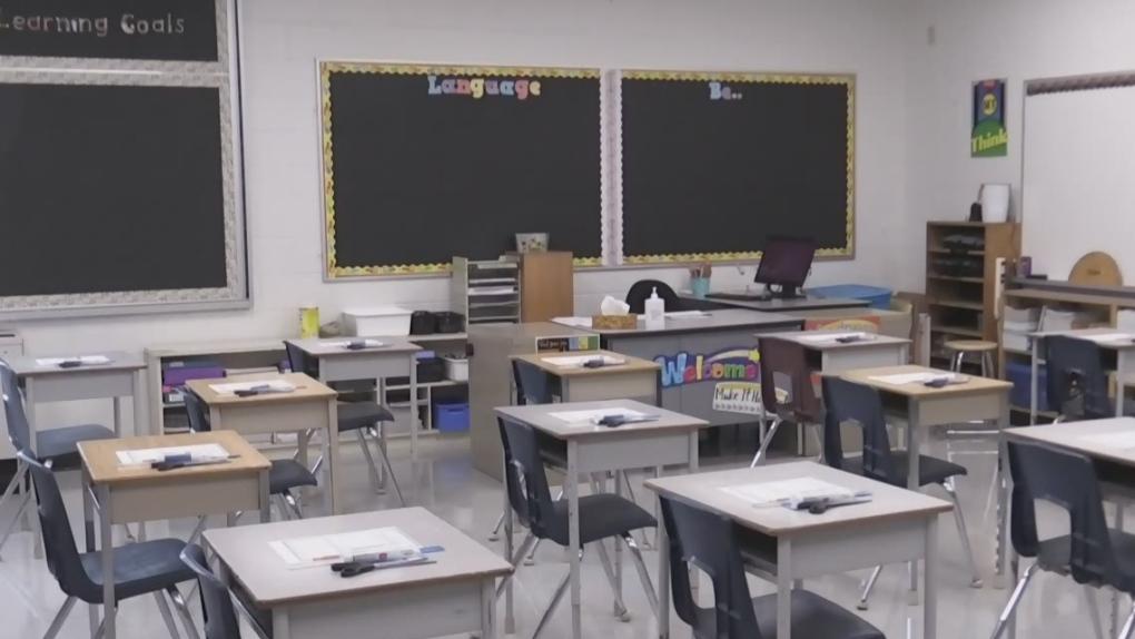 Coronavirus: escuela del sur de Manitoba que se ocupa de varios casos de COVID-19;  no considerado un brote