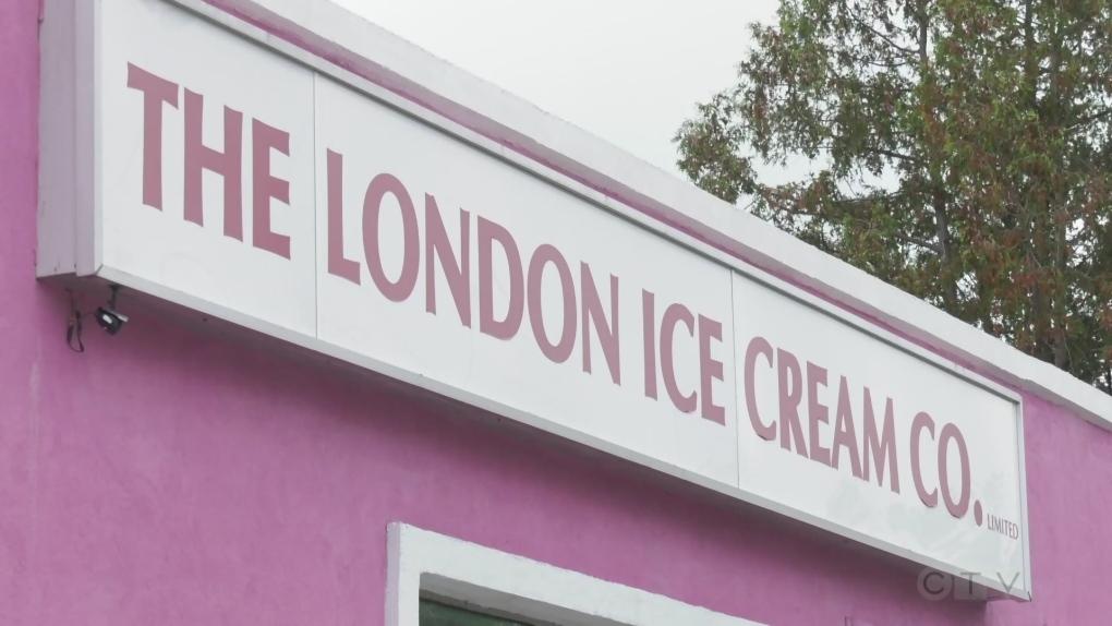 London Ice Cream Company en movimiento
