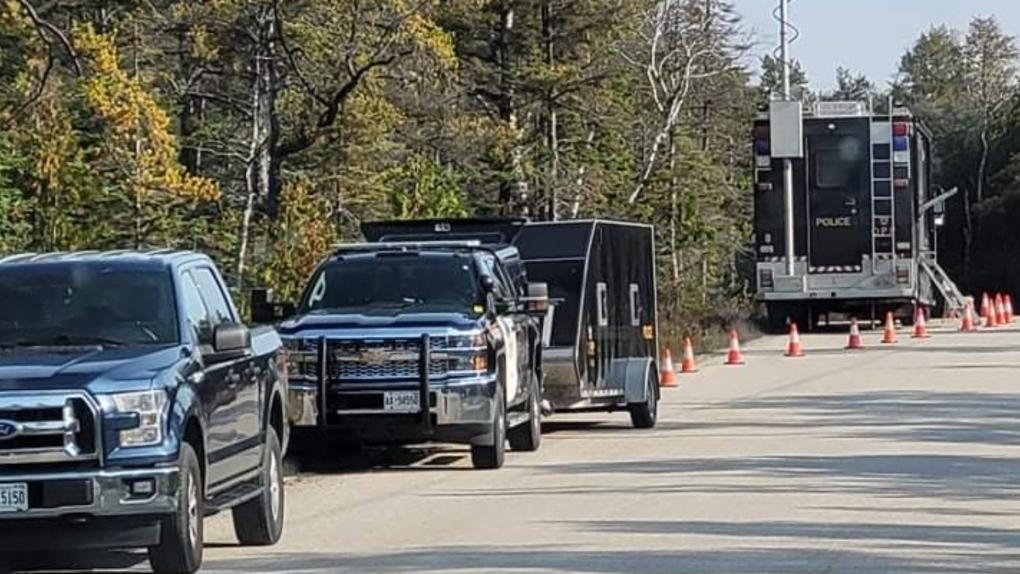 Cuerpo encontrado en el norte de la península de Bruce identificado como mujer de Toronto;  Hombre de Shelburne acusado