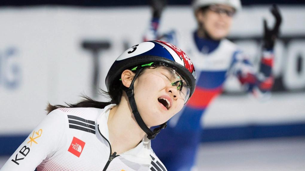 Campeón olímpico eliminado del equipo coreano en medio de investigación de tropiezo