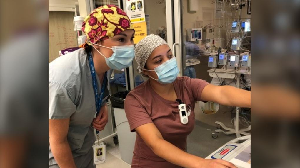 'Ver a algunos pacientes muy enfermos': el equipo médico de Terranova ayuda al norte de Alberta