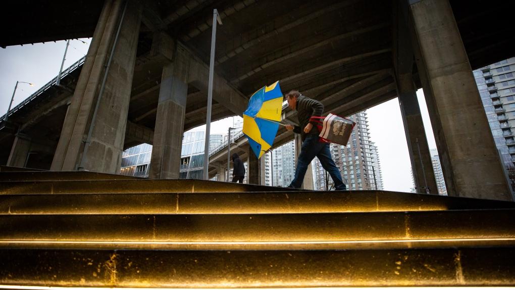 Lluvia en el metro de Vancouver: la declaración meteorológica advierte sobre un fin de semana húmedo y ventoso con posibles inundaciones