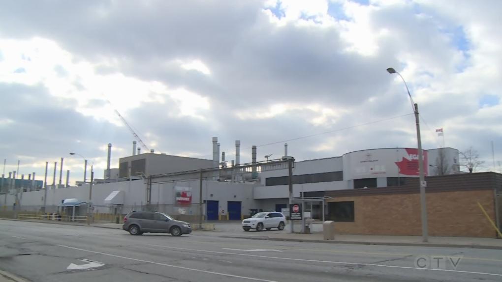 Stellantis recorta 1.800 puestos de trabajo en la planta de montaje de Windsor