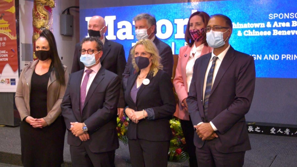 Mayoral candidates asked to remove supervised injection sites 'out of Chinatown'