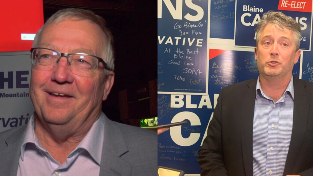 Red Deer re-elects long-time incumbent Conservative candidates