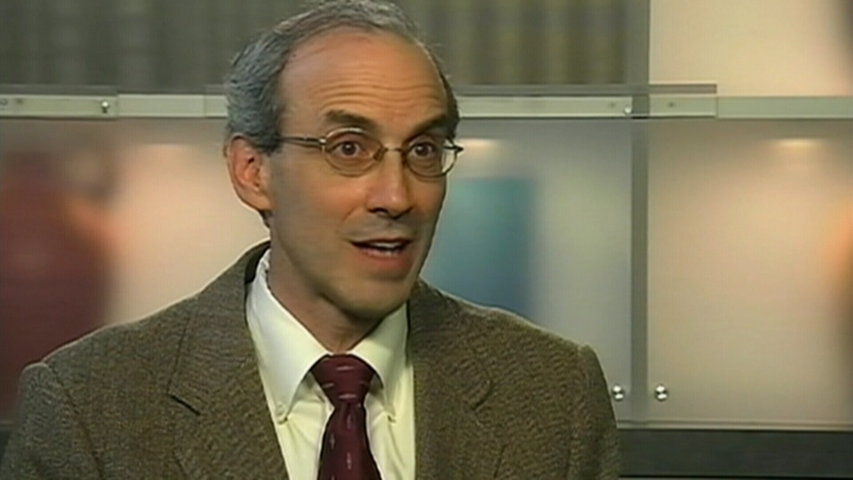 Dr. Michael Graziano, of Boston's Brigham and Women's Hospital and Harvard Medical School, speaks to CTV News in Boston.