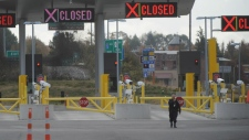 Man who shot Canadian border officer identified