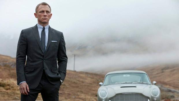 James Bond Skyfall 3D