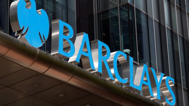 Barclays headquarters in London