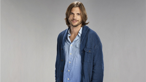 Ashton Kutcher most paid TV