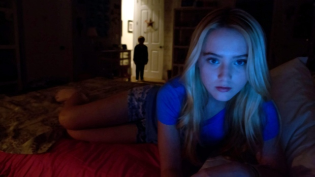 Kathryn Newton in a scene from Paramount Pictures'
