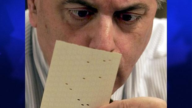 U.S. ballot