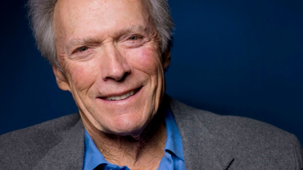Director and producer Clint Eastwood poses for a portrait Monday, Oct. 11, 2010 in New York. (AP / Victoria Will)