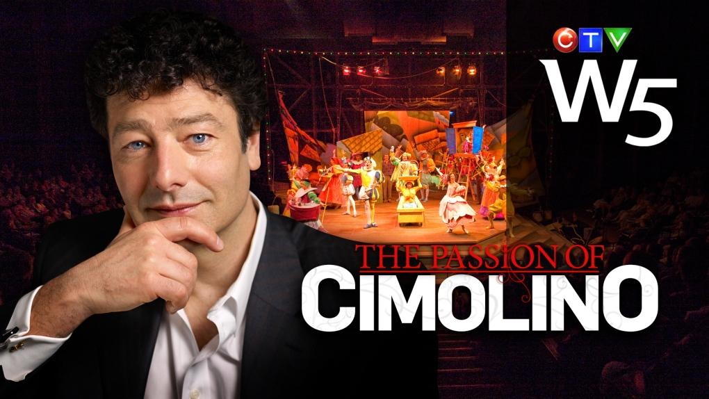 W5: The Passion of Cimolino