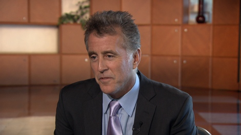 CTV's Pamela Martin sits down with Christopher Kennedy Lawford, a to discuss his new bestseller Symptoms of Withdrawal, in Vancouver, B.C. Friday, Oct. 8, 2010 (CTV)