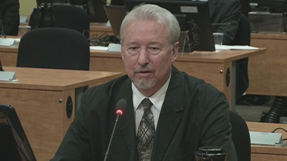 Gilles Surprenant, a retired engineer for the city of Montreal, admitted that he took bribes for 20 years.