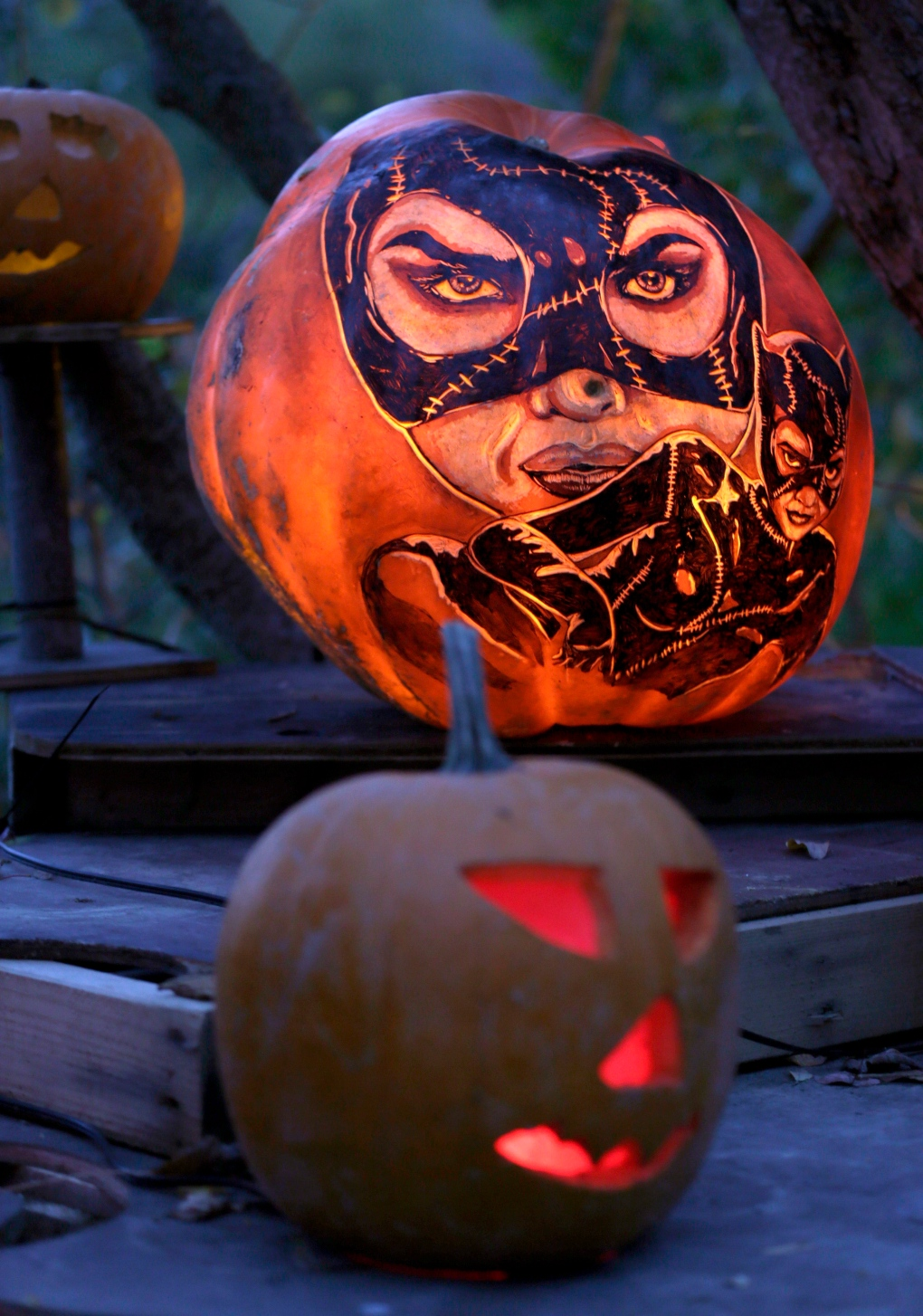 Bewitching jack o lantern carvings ctv news