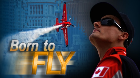 From bush pilot to air racer; how one Canadian has become one of the hottest pilots, anywhere.