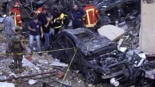 Car bomb explosion in Lebanon