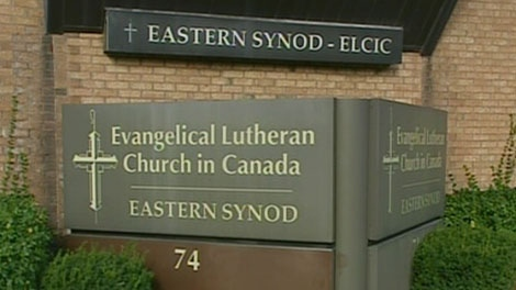 The Evangelical Lutheran Church of Canada says Pastor Paul Hartig has been suspended with pay until the allegations are resolved.