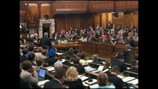 MP pension reforms removed from omnibus bill