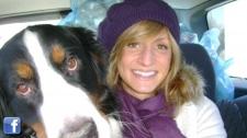 Krista Johnson cyclist death