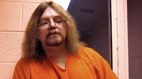 Ronald Smith, the only Canadian on death row in the United States in this June 30, 2008 photo. Smith has spent the last 25 years trying to avoid the death penalty for two 1982 murders. (Bill Graveland / The Canadian Press)