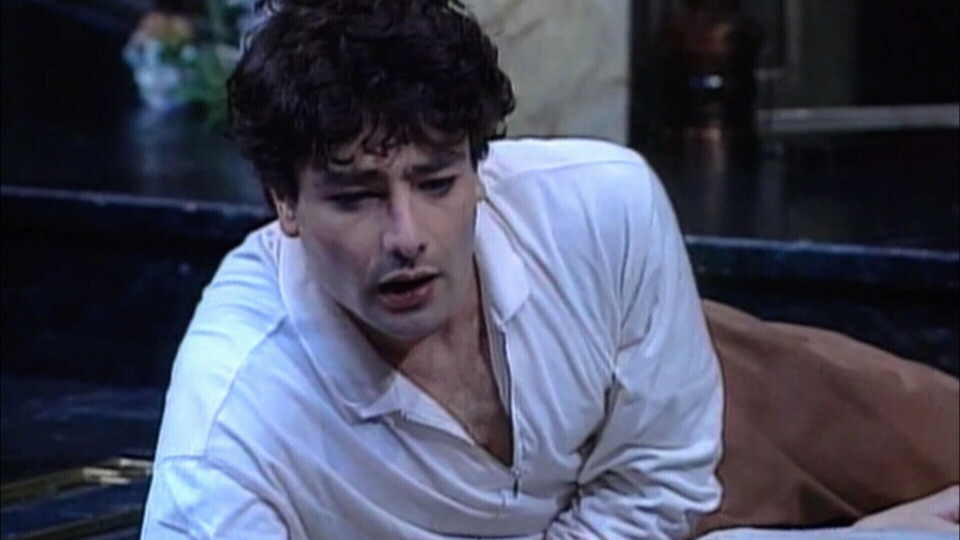 Antoni Cimolino got his big break at the Stratford Festival in 1992, when he played the lead in Romeo and Juliet opposite Megan Follows, of Anne of Green Gables fame.