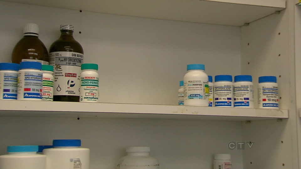 A Canadian drug shortage is leaving many patients unexpectedly without their medications