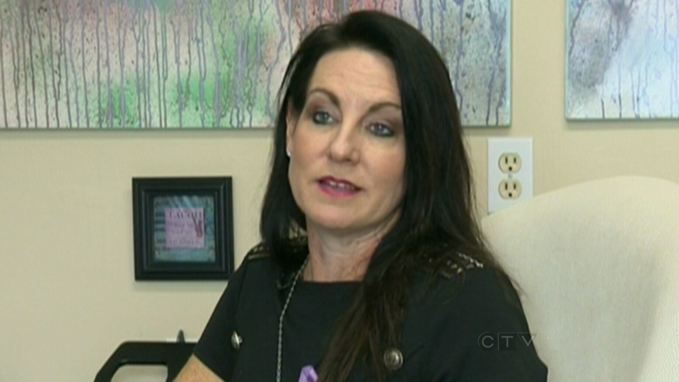 Epilepsy patient Karen Reeves speaks to CTV News about how she is being impacted by the drug shortage
