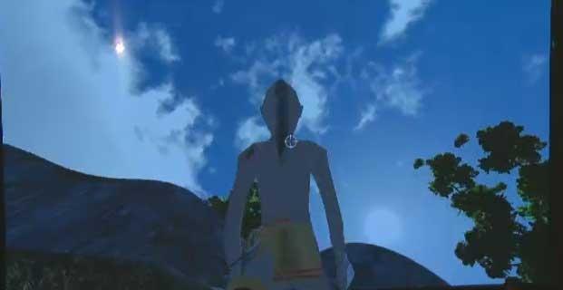 Aboriginal video game