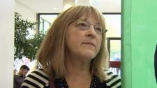 Pipeline activist Mary Nokleby