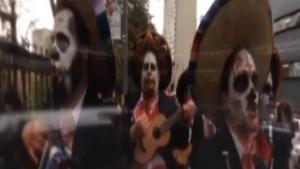 360 zombie walk