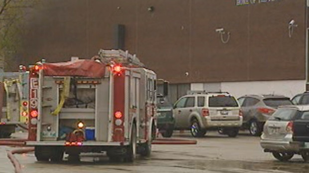 electrical fire in school causes  150k damage  forces