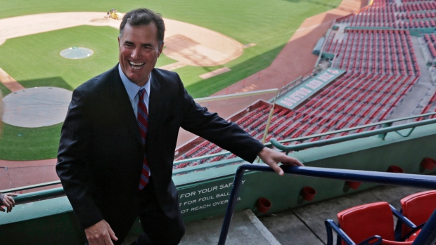 John Farrell goes to Red Sox