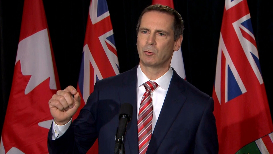 Ontario Premier Dalton McGuinty speaks during his first news conference since announcing his resignation, Wednesday, Oct. 24, 2012.