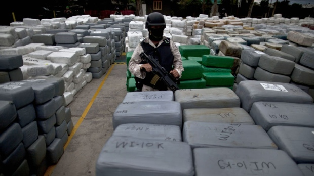 Big Mexican pot bust likely hit cartel of 'El Chapo' | CTV News