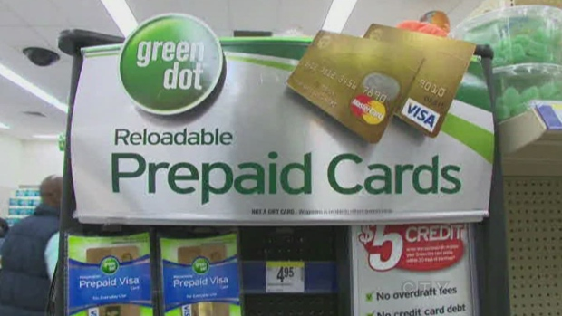 prepaid credit cards - Reloadable Prepaid Credit Cards