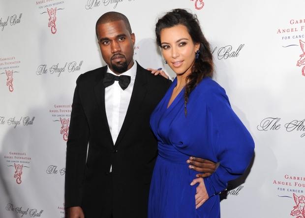 Kim,Kanye skip JFK airport security