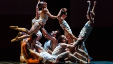 Ballet about Holocaust