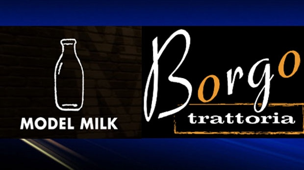 Model Milk and Borgo Trattoria