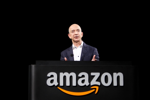 Jeff Bezos Rockets To Richest Person On The Planet Ctv News