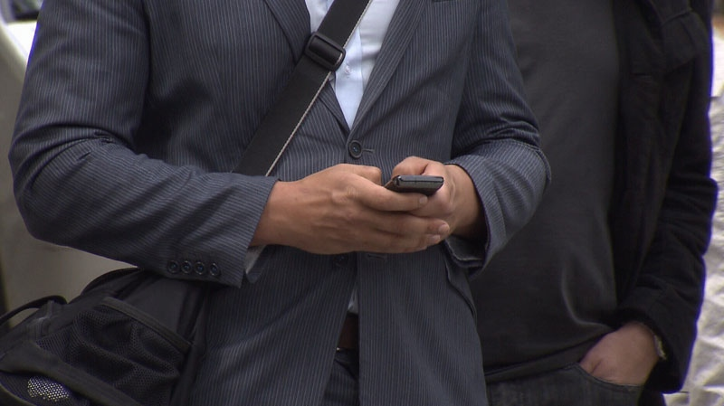 Mobile phone thefts