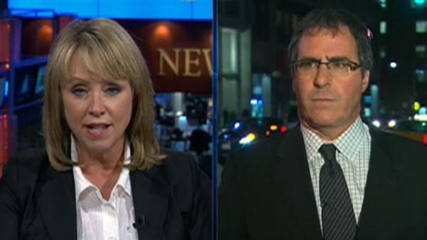CTV's legal expert Paula Todd and Tim Danson, the lawyer who represented the victim's families in the Paul Bernardo trial, speak with CTV News Channel, Wednesday, Oct. 20, 2010.
