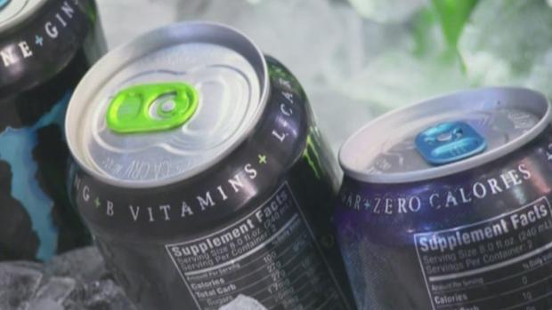CTV National News: Danger of energy drinks