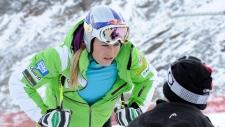 Lindsey Vonn U.S. ski team