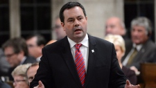 Minister Jason Kenney