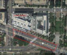 Canadian embassy evacuated Washington